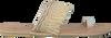 Beige HOT LAVA Zehentrenner CA1762 - small