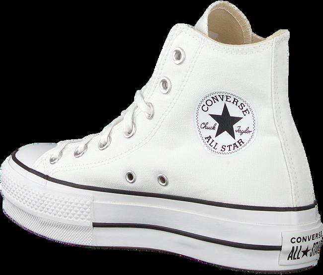Weiße CONVERSE Sneaker high CHUCK TAYLOR ALLSTAR LIFT HIGH  - large