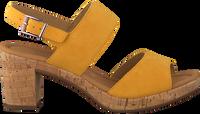 Gelbe GABOR Sandalen 775  - medium