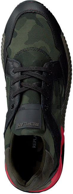 Grüne REPLAY Sneaker MUG - large
