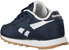 Blaue REEBOK Sneaker CLASSIC LEATHER KIDS  - small