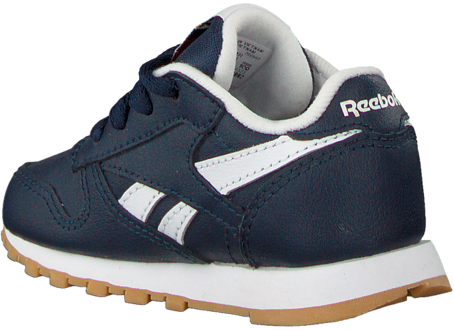 Blaue REEBOK Sneaker CLASSIC LEATHER KIDS  - large