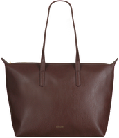 Braune MATT & NAT Shopper ABBI TOTE  - medium