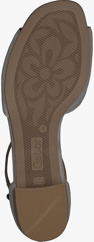 Beige GABOR Sandalen 723 - larger
