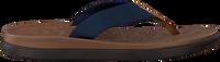 Blaue TOMS Pantolette TRAVAL LITE  - medium