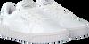 Weiße PUMA Sneaker low CALI PATENT JR  - small