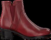 Rote GABOR Stiefeletten 804  - medium