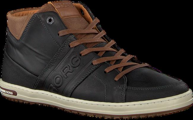 Schwarze BJORN BORG Sneaker CURD MID M - large