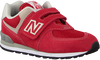 Rote NEW BALANCE Sneaker YV574/IV574 - small
