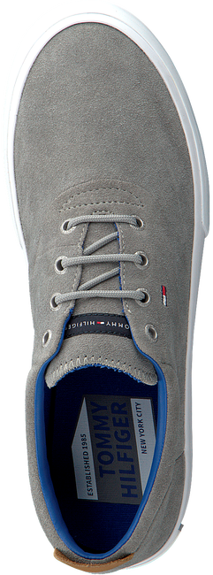 Graue TOMMY HILFIGER Sneaker CORE THICK  - large