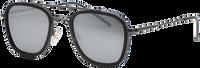 Schwarze IKKI Sonnenbrille KAY  - medium