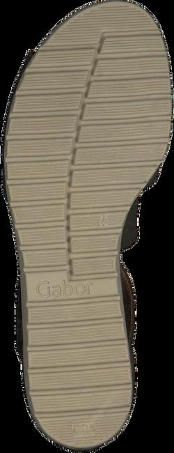 Grüne GABOR Sandalen 582 - large