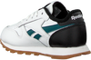 Weiße REEBOK Sneaker low CLASSIC LEATHER  - small
