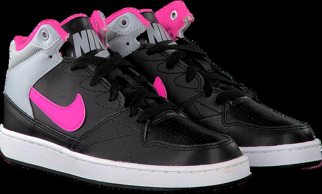 Schwarze NIKE Sneaker PRIOTITY MID KIDS - large