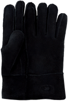 Schwarze WARMBAT Handschuhe GLOVES WOMEN  - medium
