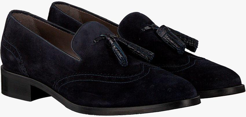 Blaue PERTINI Loafer 192W11975C20  - larger
