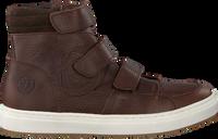 Braune VINGINO Ankle Boots SIL MID VELCRO  - medium