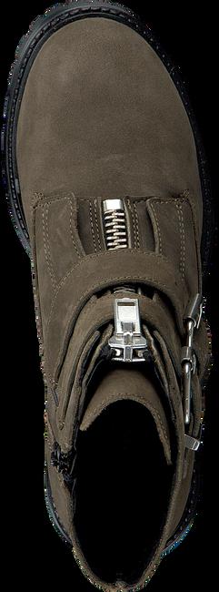 Grüne OMODA Biker Boots P5457OMO - large