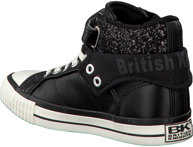 Schwarze BRITISH KNIGHTS Sneaker ROCO - large