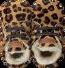 Braune SHOESME Babyschuhe BP9W027  - small