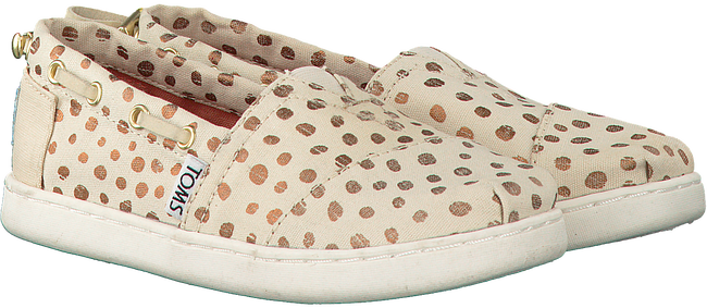 Beige TOMS Slipper BIMINI I - large