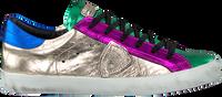 Mehrfarbige/Bunte PHILIPPE MODEL Sneaker PARIS L JUNIOR  - medium
