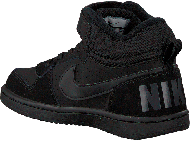 Schwarze NIKE Sneaker COURT BOROUGH MID (KIDS) - large