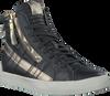 Schwarze DIESEL Sneaker D-STRING - small