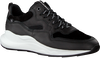 Schwarze FLORIS VAN BOMMEL Sneaker 16269  - small