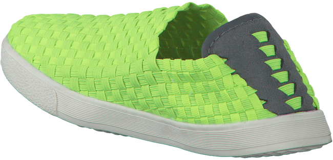 Grüne ROCK SPRING Slip-on Sneaker WARHOL - large