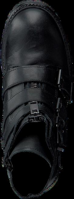 Schwarze OMODA Biker Boots R5461 - large