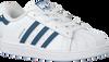 Weiße ADIDAS Sneaker SUPERSTAR EL I  - small
