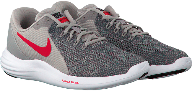 Graue NIKE Sneaker LUNAR APPARENT (GS) - large