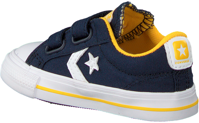 Blaue CONVERSE Sneaker low STAR PLAYER 2V OX KIDS  - large