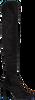 Schwarze RAPISARDI Overknees E1202 - small