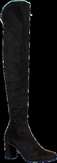 Schwarze RAPISARDI Overknees E1202 - large