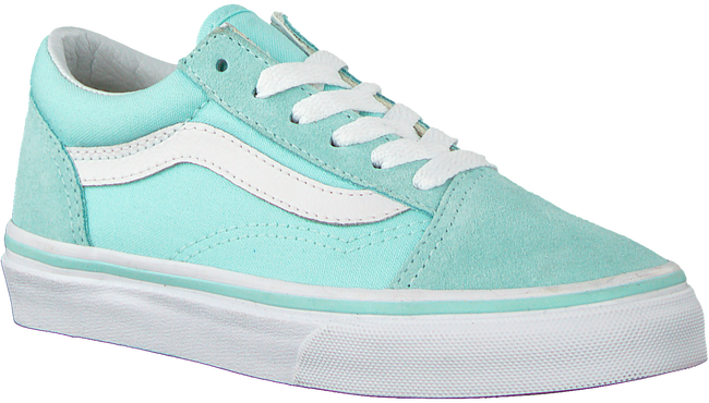 Blaue VANS Sneaker UY OLD SKOOL BLUE TINT KIDS  - large