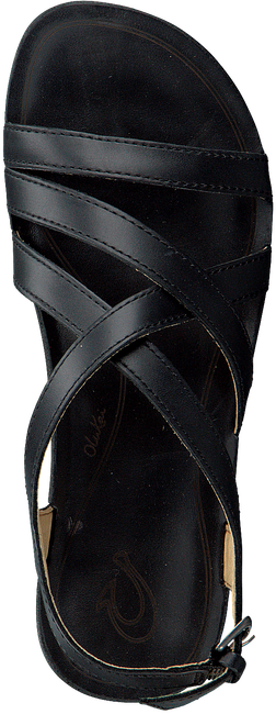 Black OLUKAI shoe NANA  - large
