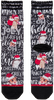Rote XPOOOS Socken XMAS HAMSTER WISHES - small
