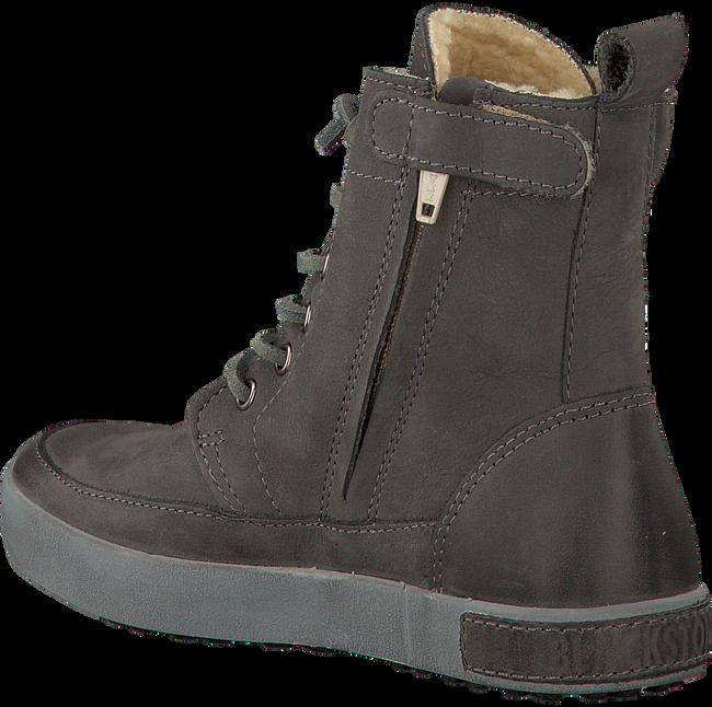 Graue BLACKSTONE Ankle Boots CK01 - large