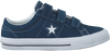 Blaue CONVERSE Sneaker ONE STAR 3V OX - small