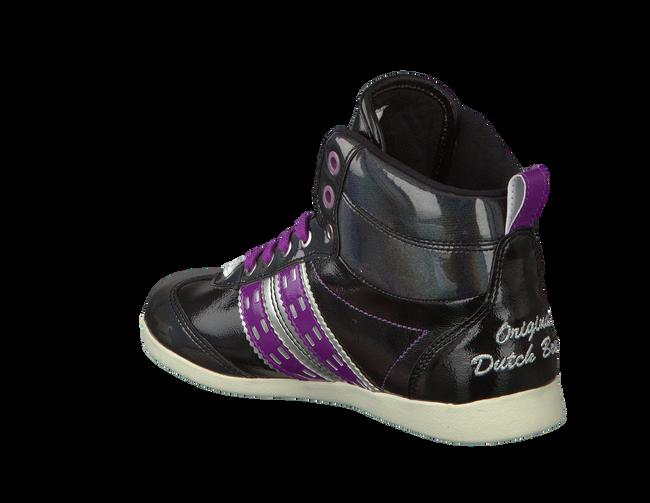 Schwarze QUICK Sneaker QUEBEC MID JR LACE 4 - large