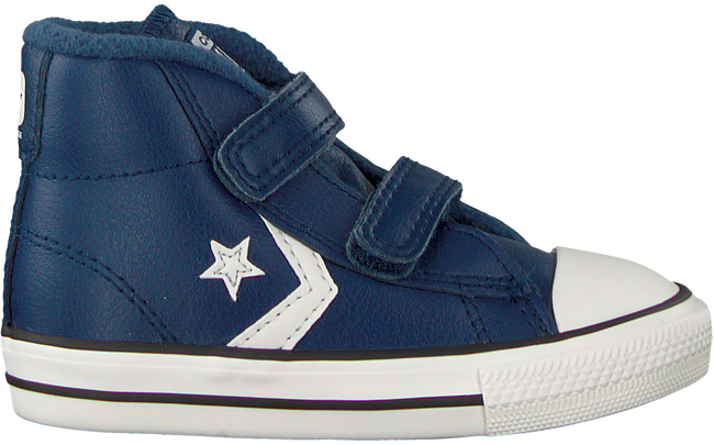 Blaue CONVERSE Sneaker STAR PLAYER 2V MID - large