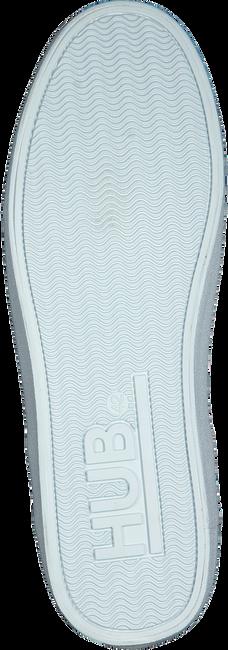 Weiße HUB Sneaker low HOOK-R  - large