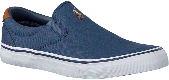Blaue POLO RALPH LAUREN Slip-on Sneaker THOMPSON  - large