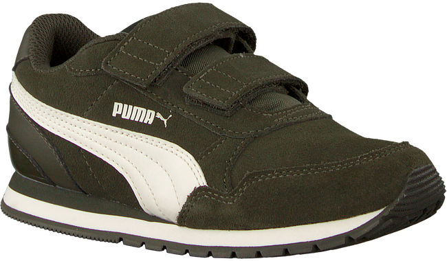 Grüne PUMA Sneaker ST RUNNER V2 SD PS - large