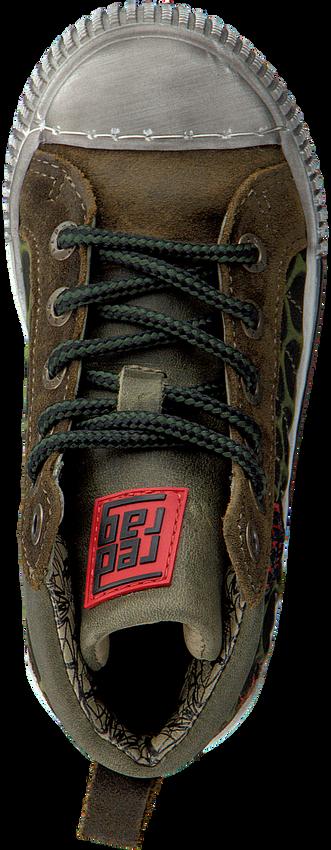 Grüne RED RAG Sneaker 13227 - larger