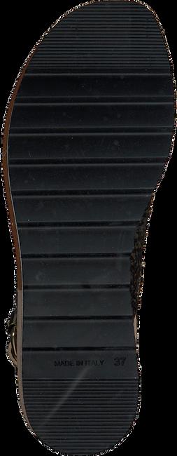 Goldfarbene LAURA BELLARIVA Sandalen 3266  - large