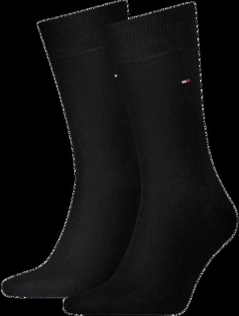 Schwarze TOMMY HILFIGER Socken TH MEN SOCK CLASSIC - large