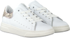 Weiße HIP Sneaker low H1219  - small